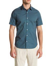 JEFF - San Juan Island Printed Regular Fit Shirt - Lyst