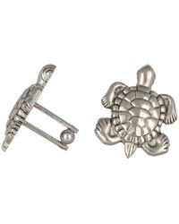 Link Up - Antique Turtle Cuff Links - Lyst