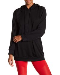 Electric Yoga - Little Riding Cutout Back Hoodie - Lyst