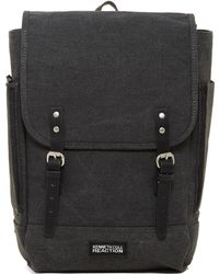 Kenneth Cole - The Day It Used To Be Canvas Rucksack - Lyst