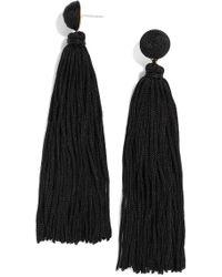 BaubleBar   Valencia Shoulder Duster Tassel Earrings   Lyst