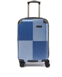 "Kenneth Cole - Lexington Ave 8-wheel 20"" Spinner Suitcase - Lyst"