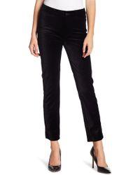 PAIGE - Jacqueline Straight Leg Jeans - Lyst