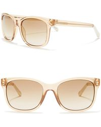 Fossil - Retro 55mm Sunglasses - Lyst
