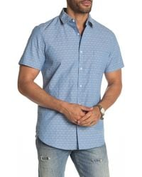 Sovereign Code - Antz Short Sleeve Regular Fit Shirt - Lyst