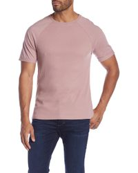 Sovereign Code - Highline Rolled Cuff Thermal Tee - Lyst