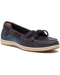 Sperry Top-Sider - Barrelfish Boat Shoe - Lyst