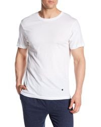 Lucky Brand - Crew Neck Tee - Pack Of 3 - Size Extra Large - Lyst