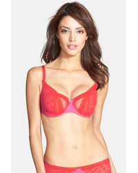 Passionata - 'miss Fashion' Underwire Demi Bra - Lyst