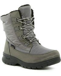 Kamik - Baltimore Waterproof Faux Fur Boot - Lyst
