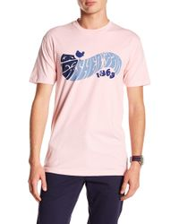 Ben Sherman - The Experience Graphic Tee - Lyst