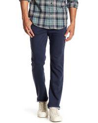 Ezekiel - Tinker Straight Leg Jeans - Lyst