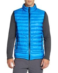 Revo - Packable Puffer Vest - Lyst