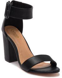 Catherine Malandrino - Zeaker Ankle Strap Sandal - Lyst