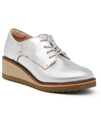 Söfft - Salerno Wedge Derby - Lyst