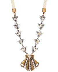 Loren Hope - Waverly Pendant Necklace - Lyst