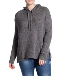 NAKEDCASHMERE - Robyn Cashmere Hoodie (plus Sizes) - Lyst