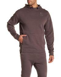 Reebok - Hooded Pullover - Lyst