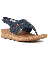 Rockport - Keona Wedge Sandal - Wide Width Available - Lyst