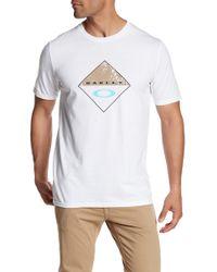 Oakley - Kilauea Diamond Tee - Lyst