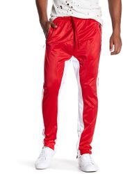 American Stitch - Zipper Inseam Track Pants - Lyst