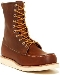 RED WING Plain Toe Boot - Factory Second TK3wg2s