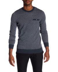 Travis Mathew - Wesley Wool Blend Knit Sweater - Lyst
