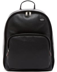 Jack Spade - Mason Leather Backpack - Lyst