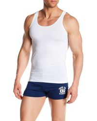 Andrew Christian - Body Slimming Seamless & Tagless Tank - Lyst
