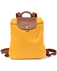 Longchamp - Le Pliage Backpack - Lyst