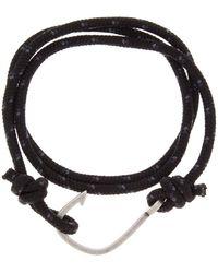 Steve Madden - Hook Wraparound Bracelet - Lyst