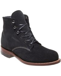 Wolverine - 1000 Mile Leather Lace-up Ankle Boot - Lyst