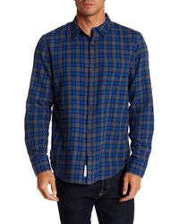 Lucky Brand - Ballona Plaid Classic Fit Shirt - Lyst