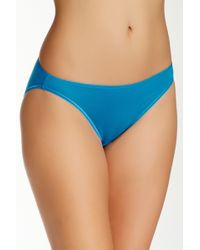 Felina - So Smooth Low Rise Bikini - Lyst
