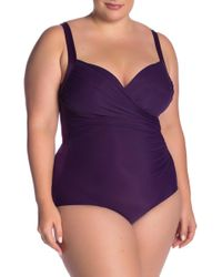 Miraclesuit - Embrace One-piece - Lyst