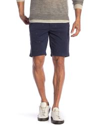 Brooks Brothers - Embroidered Foulard Shorts - Lyst
