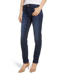 Caslon - Slim Straight Jeans - Lyst