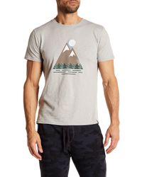 United By Blue - Triangle Peak Tee - Small - Lyst