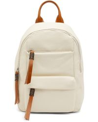 Christopher Kon - Zip-around Leather Backpack - Lyst