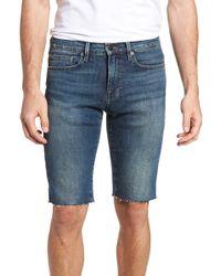 FRAME - L'homme Cutoff Shorts - Lyst