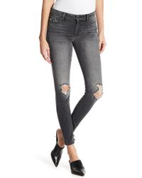 Lucky Brand - Ava Slit Cuff Skinny Legging Jeans - Lyst