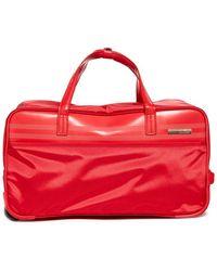 """Calvin Klein - Greenwich 2.0 22"""" Wheeled Duffle Bag - Lyst"""