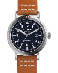 Filson - Men's Scout Quartz Watch - Lyst