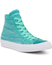 Converse | Chuck Taylor All Star X Nike Flyknit Hi-top Trainer (unisex) | Lyst