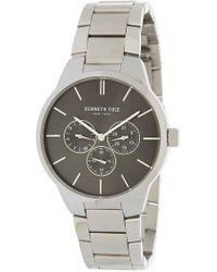 Kenneth Cole - Men's Chronograph Bracelet Watch - Lyst