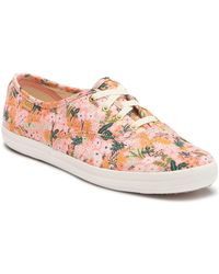 Keds - Champion Rifle Paper Co. Sneaker - Lyst