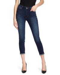 Joe's Jeans - Markie Cropped Jeans - Lyst