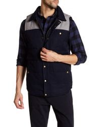 United By Blue - Drummond Colorblock Vest - Lyst