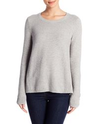 Madewell - Riverside Textured Sweater - Lyst