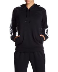 adidas - Essentials Fleece Hoodie - Lyst